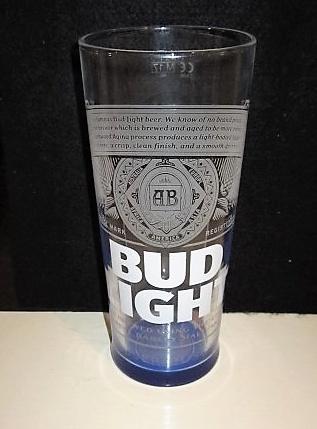 Instore Sainsburys.- FREE Bud Light glass when purchasing Bud Light Lager 4x440ml for £4