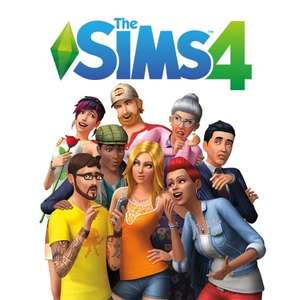 The Sims 4 ps4 and delux party edition less than half price £19.99 @ PSNStore