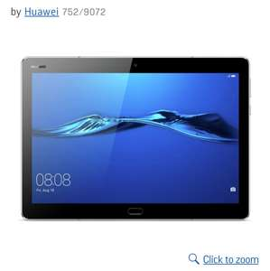 Huawei MediaPad : 10 inch , M3 Lite 32GB Tablet - Grey , free delivery on Prime / £3.99 non prime