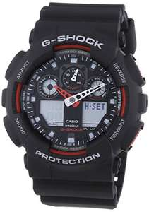 Casio G-Shock Men's Watch GA-100, £54.99 @ Amazon