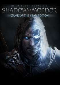 [Steam] Middle-earth: Shadow of Mordor GOTY - £2.99 - Gamesplanet