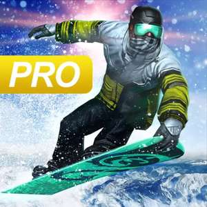 Snowboard Party 2 Pro - FREE was 69p @ Google Play Store