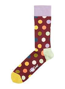 Happy Socks from £4 @ House Of Fraser (from £6 C&C, £7.95 Delivered, Free on some orders)
