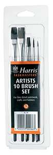 Free Artist Brush Set £2.50 - Amazon glitch?