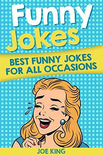 Joe King. Funny Jokes. FREE. Kindle edition. Save £12.38 on print list price.