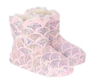 Younger girls mermaid slipper boots size 9 @ peacocks - Free c&c