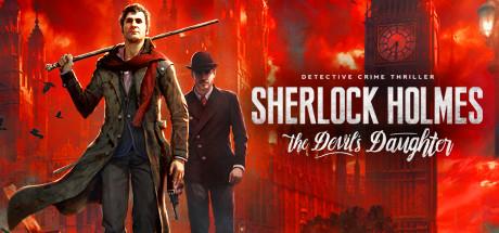 Sherlock Holmes: The Devil's Daughter PC £5.99 on steam