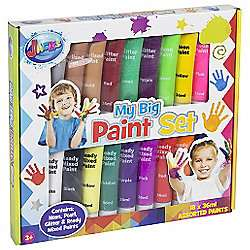 Jacks My Big Paint Set £5 @ Tesco