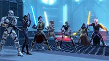Star Wars: The Old Republic - 30 days free game time for Premium Players