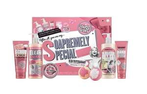 Soap & Glory Soapremely Special £20 Free click and collect at Boots