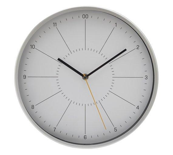 Higina Hoden Wall Clock £6.49 @ Argos