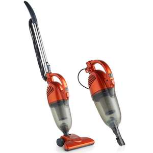 VonHaus 2-In-1 Stick Vacuum Orange & Grey  £24.99 delivered @ Domu (or Domu ebay), Grey £24.99 delivered amazon