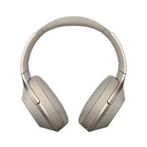 Sony WH-1000XM2 noise cancelling headphones £232. 97 (Beige,Gold) Amazon France