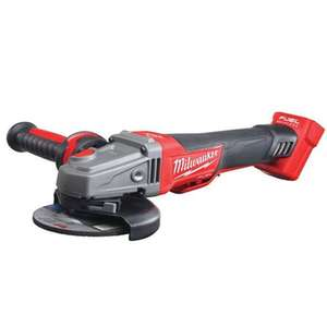 Milwaukee M18CAG115XPDB-0 18V Fuel Grinder Paddle Switch (Body Only) £147.97 @ SGS engineering