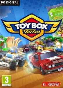 [Steam] Toybox Turbos - £1.07 - Instant Gaming