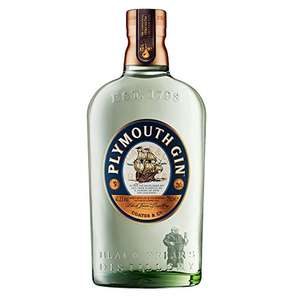 Plymouth Gin was £25.88 @ Amazon