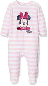 Disney Baby Girls' Pink Sleepsuit (size 23 months / 86cm only) - £3.87 (Add-on item) @ Amazon