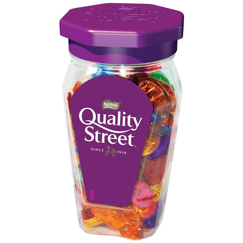 Quality Street 600g jar (RRP £5.99) - £3.49 @ B&M