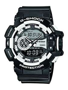 Casio G-Shock Men's Watch GA-400. Water resistant up to 200 m, Manu.Warranty 2 years - £59 Prime exclusive @ Amazon