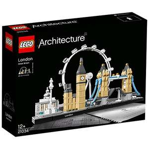 LEGO 21034 Architecture London Skyline Building Set - £34.79 at Amazon