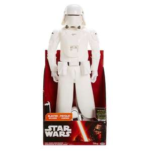 50 cm Star Wars Snowtrooper £9.99 @ smythstoys (£4.99 delivery / free C+C)