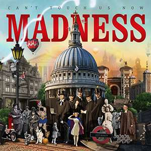 Madness - Can't Touch us Now CD £2.99 (Prime) £4.98 Non Prime @Amazon