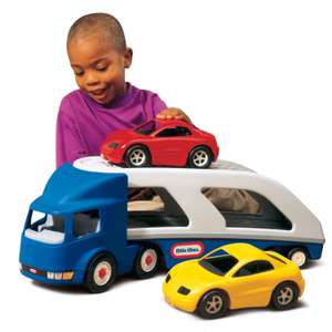 Little Tikes Big Car Transporter - £15 @ Tesco Direct