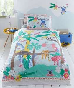 Bluezoo Single Bedding Set - £6.21 delivered - Prime / £10.96 non Prime - Sold by Debenhams and Fulfilled by Amazon