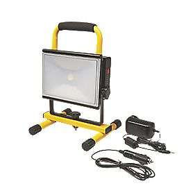 DIALL LED RECHARGEABLE LED WORK LIGHT 23W 12 / 240V was £34.99 Now £24.99 @ Screwfix