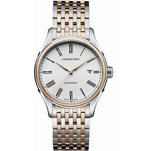 Hamilton Swiss Automatic watch for  £297.72 delivered at Amazon UK