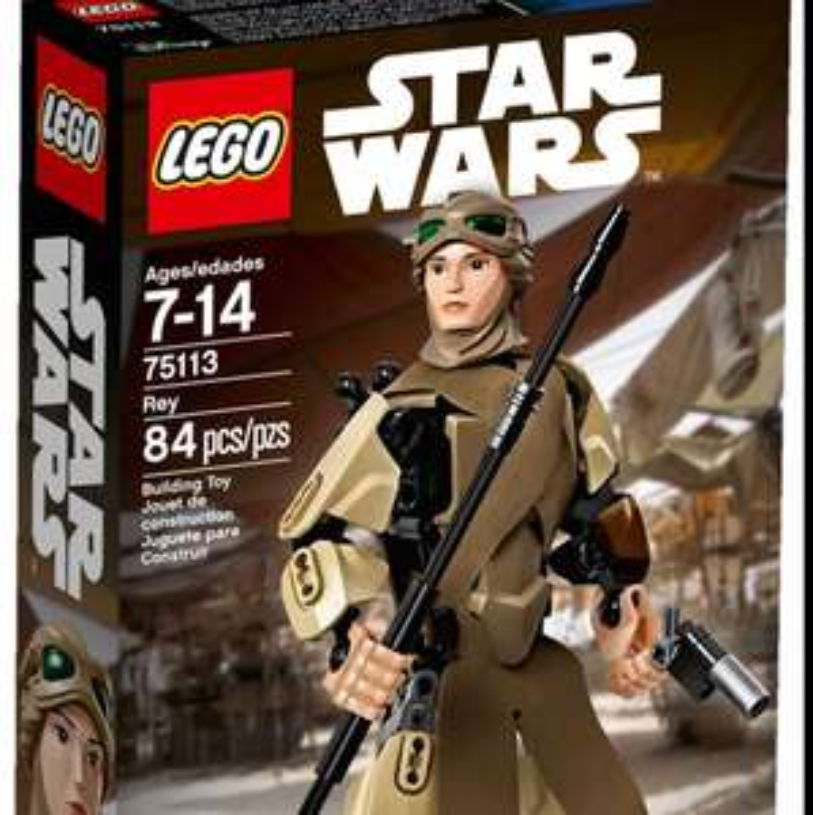 Lego Star Wars Rey 75113 £9.96 - Amazon PRIME Exclusive