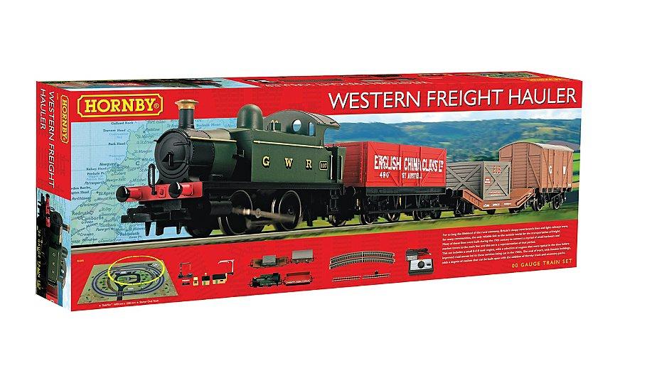 Hornby Western Freight Hauler £40 at Asda online