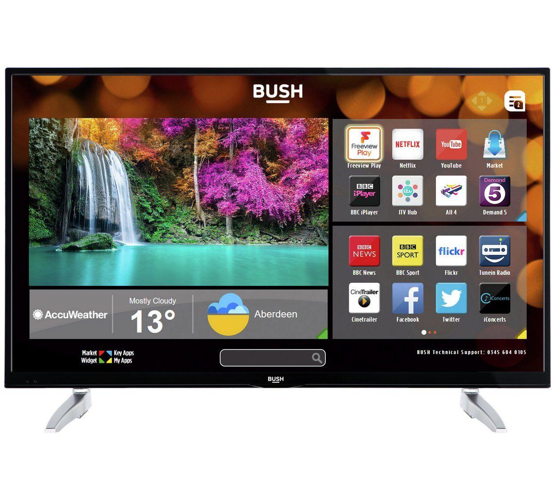 Bush 43 Inch 4k TV Clearance £319.99 @ Argos