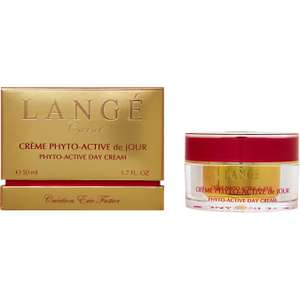 LANGE PARIS  Phyto-Active Day Cream 50ml £19.99 + £3.99 delivery / £1.99 c&c at TK Maxx