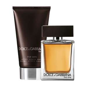 Dolce and Gabbana The One For Men Gift Set now £34.95 del w/code @ Fragrance Direct