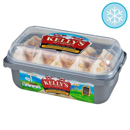 Kellys Honeycomb Crunch Ice Cream 950ml £2 @ Tesco/Morrisons