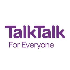 CHEAPEST ADSL AROUND! TalkTalk -  Total cost £154. Only £17 per month - NO SET UP. + £50 Amazon vch at Giftcloud