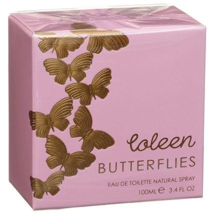 Coleen Butterflies 100ml perfume £6.99 was £39 @ B&M