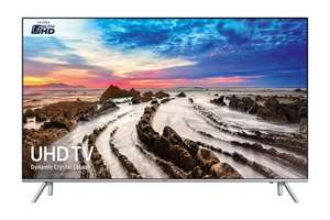 "Samsung UE49MU7000 49"" 4K Ultra HD Smart LED TV - £679 (Delivered - 10 free film rentals and burn-in warranty included) with code @ Co-op Electrical"