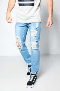 40% Off Mens 'New In' Range at Boohoo - Tees from £3.00, Hoodies from £8.40, Jeans from £12.00...