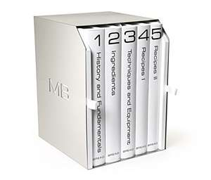 Modernist Bread: The Art and Science Book set - Amazon - £355.04 @ Amazon