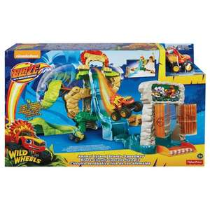 Blaze and the Monster Machines Animal Island Stunts Speedway - £19.99 @ Smyths