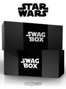 Star Wars T-shirts Mystery Box @ Loud shop