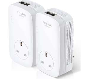 2000 MbpsTP-LINK TL-PA9020P Powerline Adapter Kit - Twin Pack. £79.99 delivered @ Currys PC World