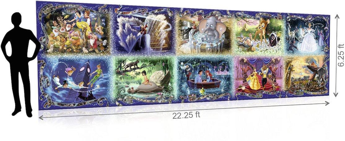 40,000pc  Ravensburger Disney Moments  Jigsaw Puzzle £268.50 - Amazon