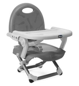 Chicco Pocket Snack Booster Chair in Silver was £30 now £15 C+C @ Boots