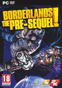 Borderlands: The Pre-Sequel 70% off on Steam £8.99