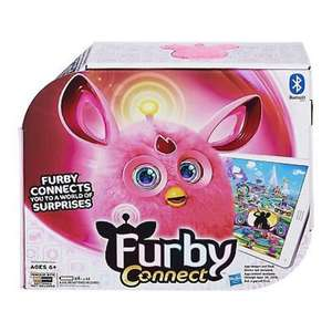 Furby connect pink electronic pet FREE P&P £18 @ tesco/eBay