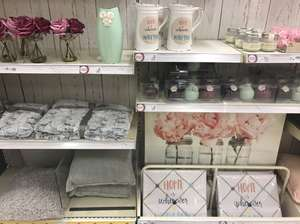Home & garden items reduced to clear from 50p / £2 instore @ Wilko - Maidstone Kent