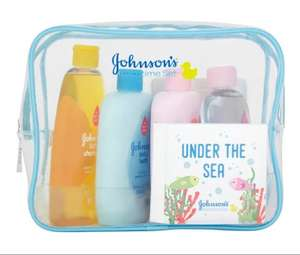 Johnsons Gift Set Was £12 now only £3 instore @ ASDA